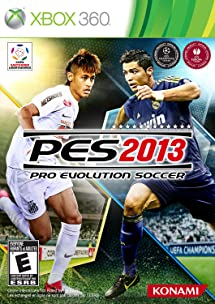 Amazon.com  Pro Evolution Soccer 2013 - Xbox 360  Konami of ... 2bbef80e14252