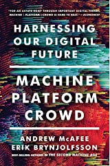 Machine, Platform, Crowd: Harnessing Our Digital Future Paperback