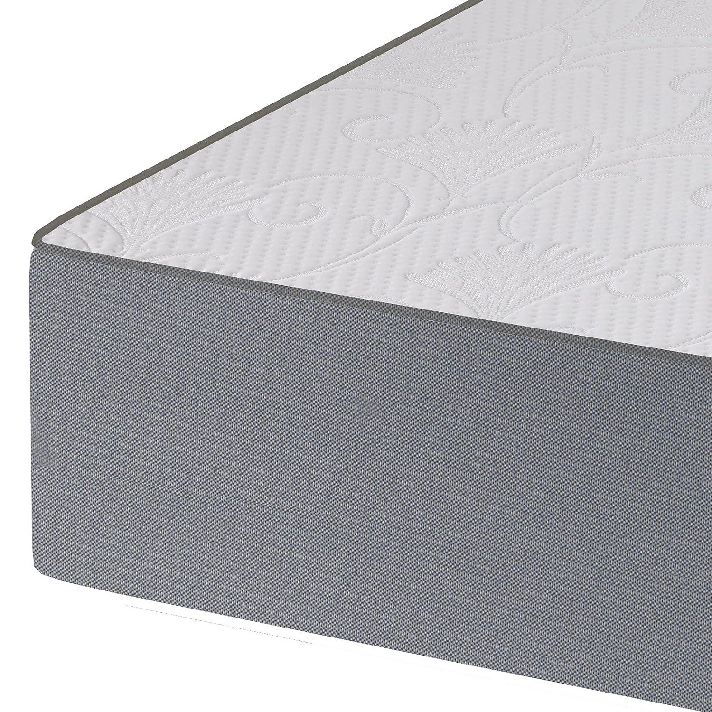 3FT Single Hf4you 10 Crystal Gelfelx And Memory Foam Mattress