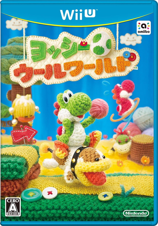Yoshi Woolly World - Wii U (Japanese version)