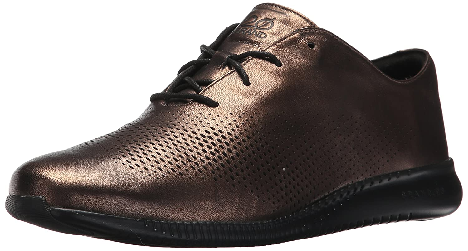 Cole Haan Women's 2.Zerogrand Laser Wing Oxford B071Y7GD9W 5 B(M) US|Bronze Metallic