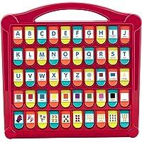 Battat 捉迷藏字母学龄前育儿玩具