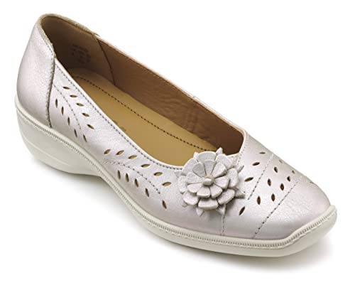 7659a4b55af8 Hotter Mexico Extra Wide Women s Shoes Iridescent 4 UK  Amazon.co.uk  Shoes    Bags