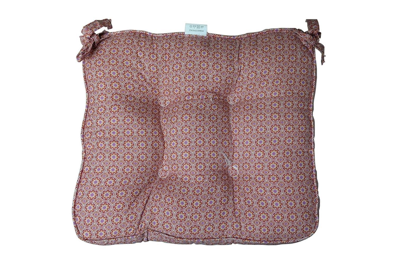 4 x cojines de asiento acolchada de uva Retro amortiguador de la ...