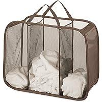 Whitmor 6926-986-CHOC Separador de roupas Pop & Fold