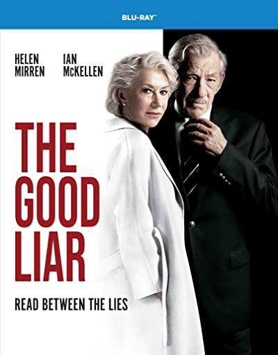 Poster of The Good Liar 2019 Full English Free Download Watch Online In HD Movie Download 720p BluRay