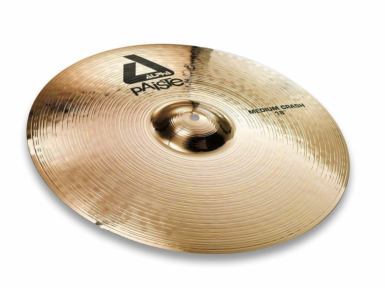 Paiste Alpha Brilliant 18 Medium Crash Crash-Cymbal 0881418
