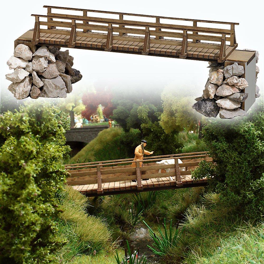 Busch Edificio para modelismo ferroviario H0 (BUE1497) [Importado]: Amazon.es: Juguetes y juegos