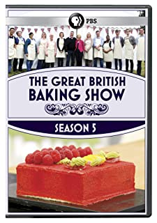 Book Cover: The Great British Baking Show, Season 5 UK Season 3