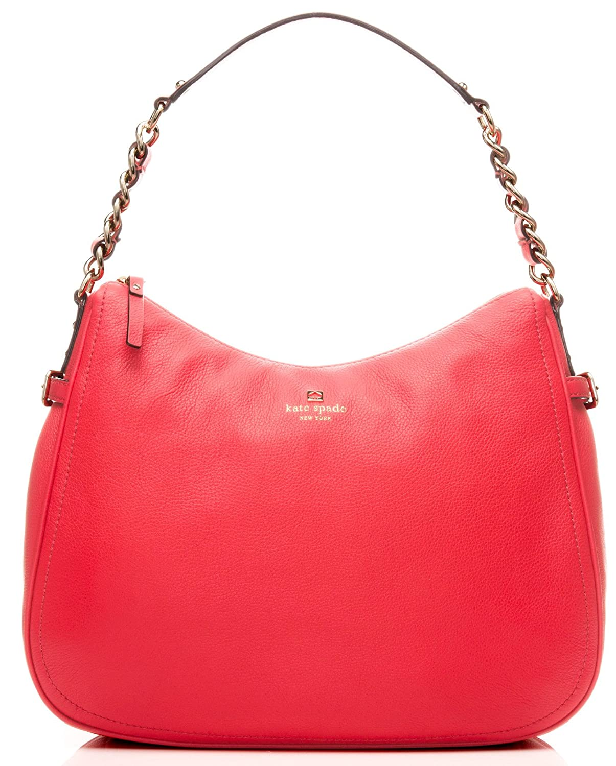 Kate Spade New York Pine Street Finley Geranium Leather Shoulder Bag
