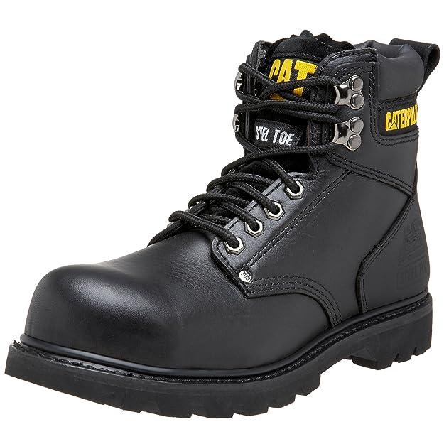 Caterpillar Men's Second Shift Steel Toe Work BootBlack Friday Deal2019