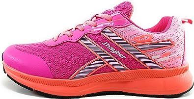 JHayber Rinola Coral Zapatillas niña Running: Amazon.es: Zapatos y complementos