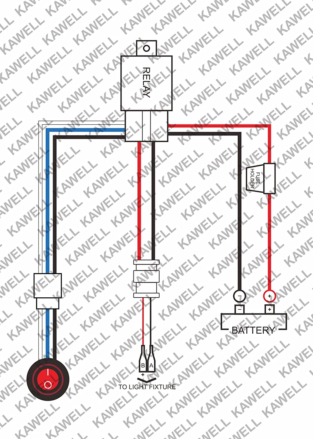 81HxPgq6f4L._SL1500_ captivating nilight wireing diagram led lights ideas best image