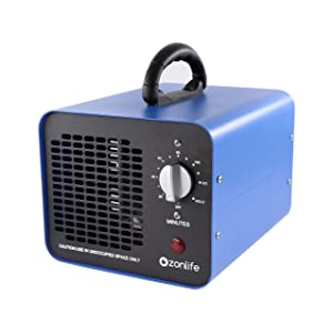 Ozonlife Commercial Ozone Generator 10,000 mg/h Industrial Air Purifier Ionizer