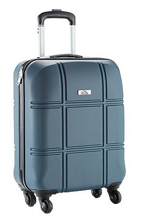 Cabin Max Turin tamaño de la cabina equipaje de mano abs 55 x 40 x 20 cm (Oscuro Granito): Amazon.es: Equipaje