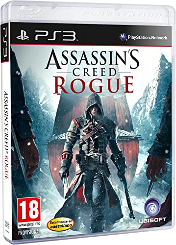 Assassins Creed: Rogue: Ubisoft: Amazon.es: Videojuegos