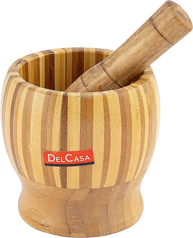 Ciotola in bamb/ù Delcasa DC1376 multicolore