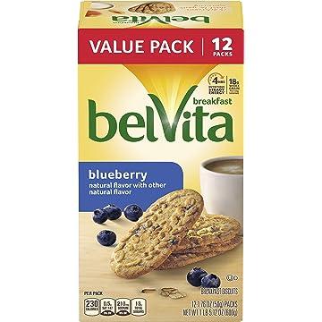 top best belVita Blueberry Breakfast Biscuits