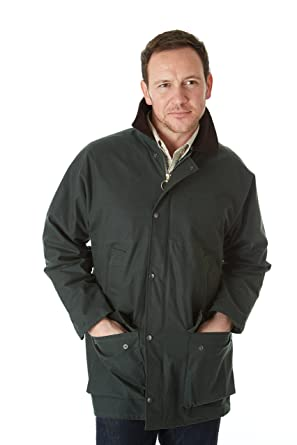 Sherwood Forest Traditional - Chaqueta Impermeable Encerada: Amazon.es: Deportes y aire libre