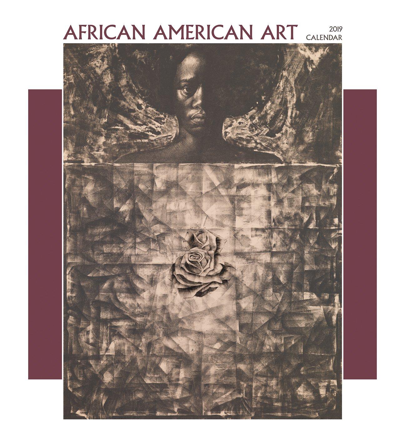 African American Art 2019 Wall Calendar by Pomegranate