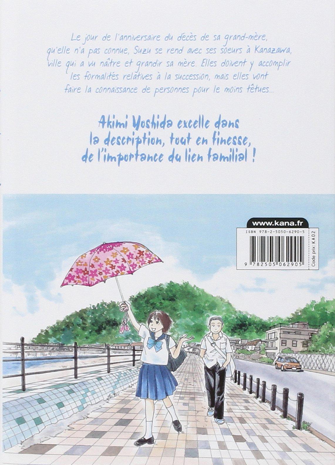 Kamakura Diary 06 Amazon Ca Akimi Yoshida Books