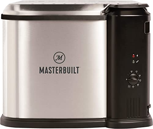 Masterbuilt MB20012420 Electric Fryer Boiler and Steamer