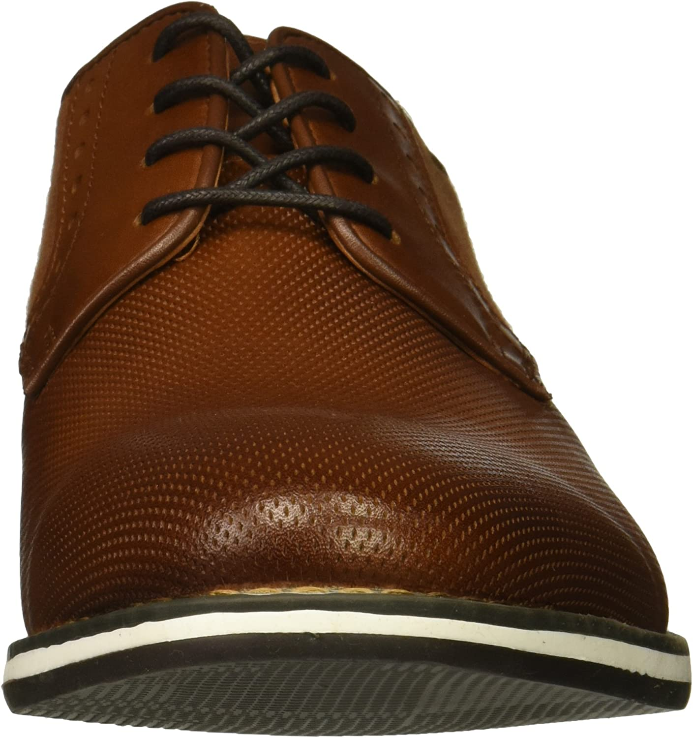 Kenneth Cole REACTION Mens Weiser Lace Up B Oxford