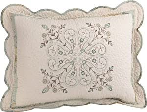 Mary Janes Farm Vintage Treasure Standard Sham Quilted Bedspread