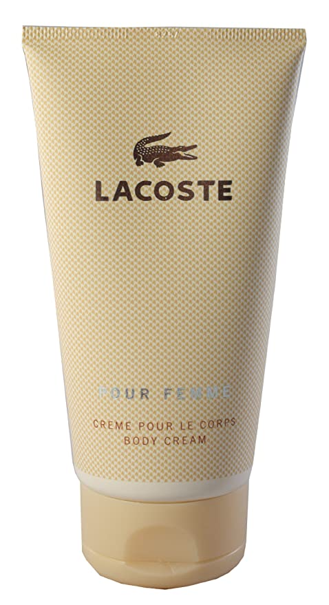 Buy Lacoste Pour Femme By Lacoste For Women. Body Cream 5 Ounces Online at  Low Prices in India - Amazon.in a36e437481