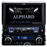 アルパイン(ALPINE) アルファード30系専用 カーナビ 11型 EX11V-AL-B