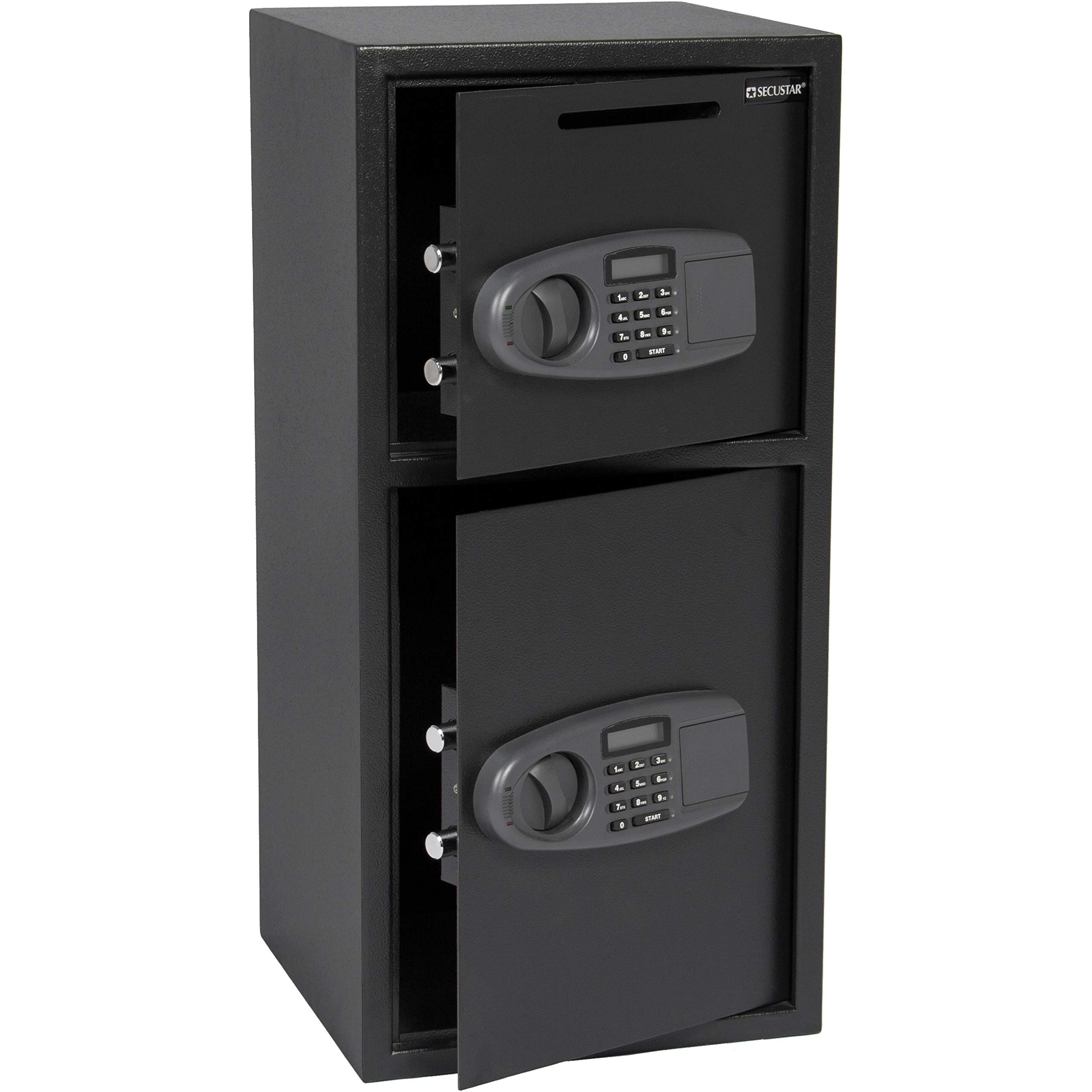 Best Choice Products Large Double Door Digital Cabinet Safe for Cash, Jewelry, Guns by Best Choice Products