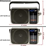 Panasonic Portable AM/FM Radio with Great