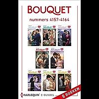 Bouquet e-bundel nummers 4157 - 4164