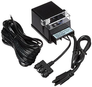 amazon com aquascape light transformer with photocell sensor 1002