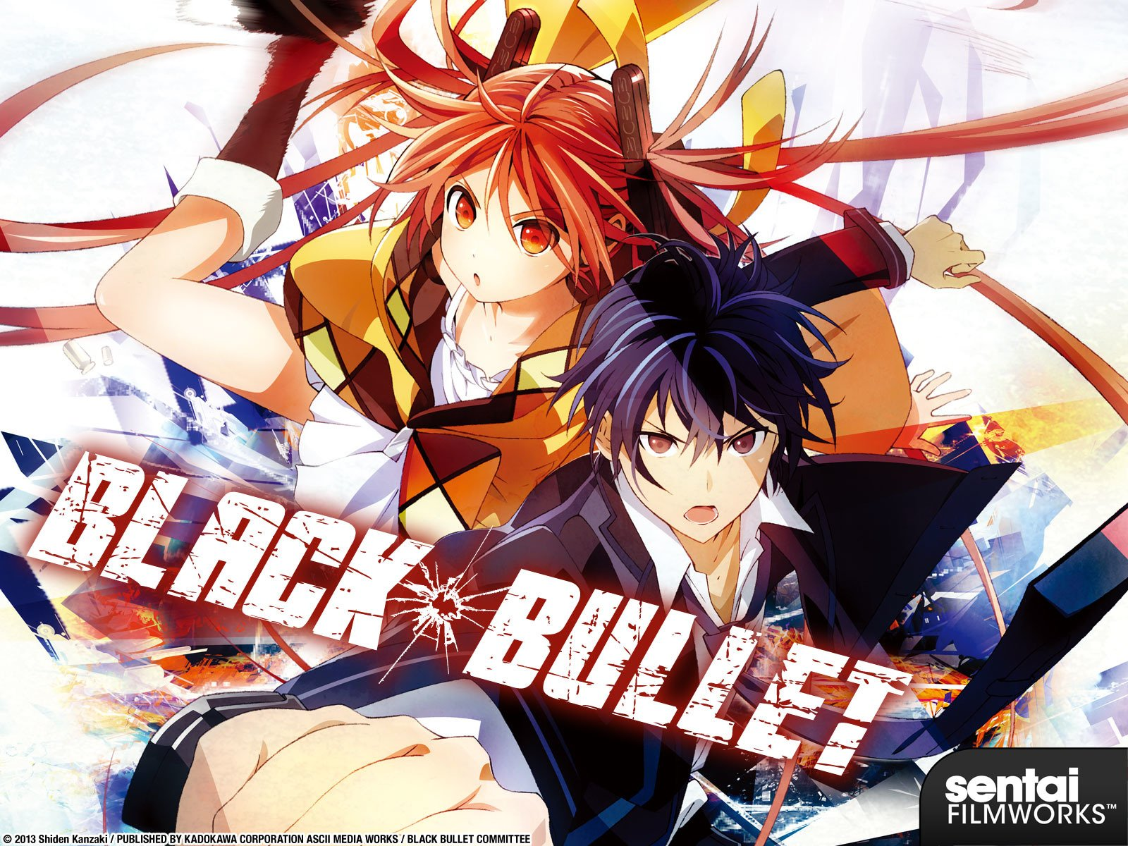 Watch Black Bullet Season 1 Prime Video