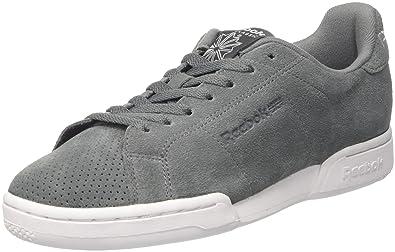 Reebok Herren NPC Ii S Sneakers Grau