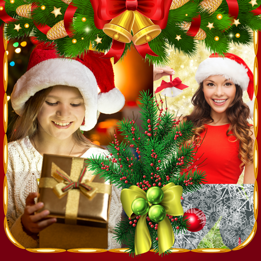 Christmas Photo Collage ()