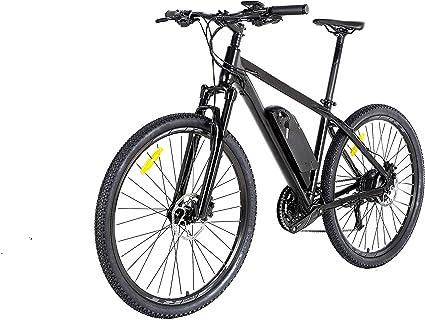 WEMOOVE Bicicleta de montaña eléctrica semirrígida Serie 600 Pro ...