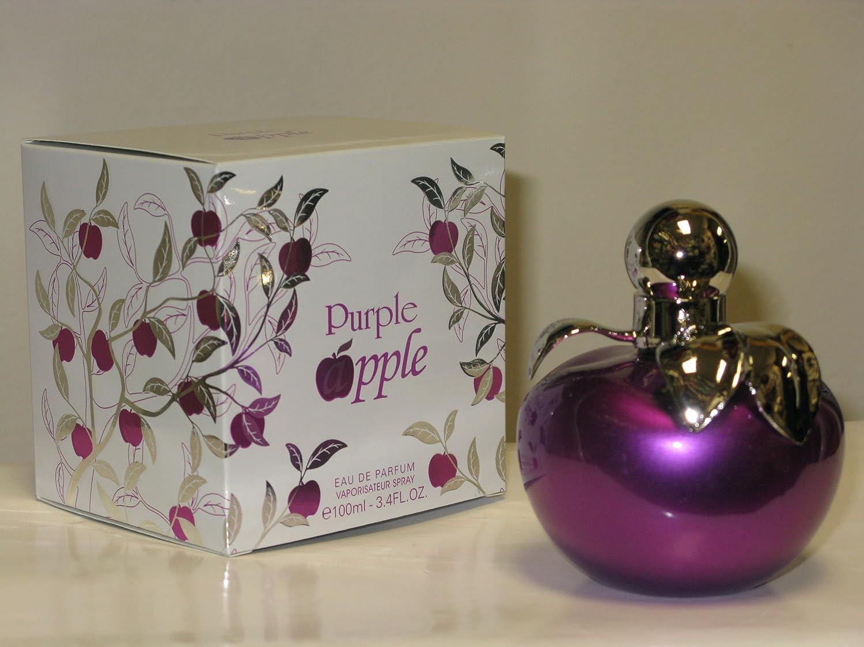 Purple Apple Perfume By Apple Parfums 3.4oz EDP Eau de Parfum Spray for Women