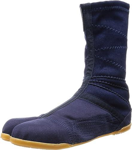 Nutsuke Chaussures de Ninja Semi-Montante Jikatabi 5 Clips Importe du Japon