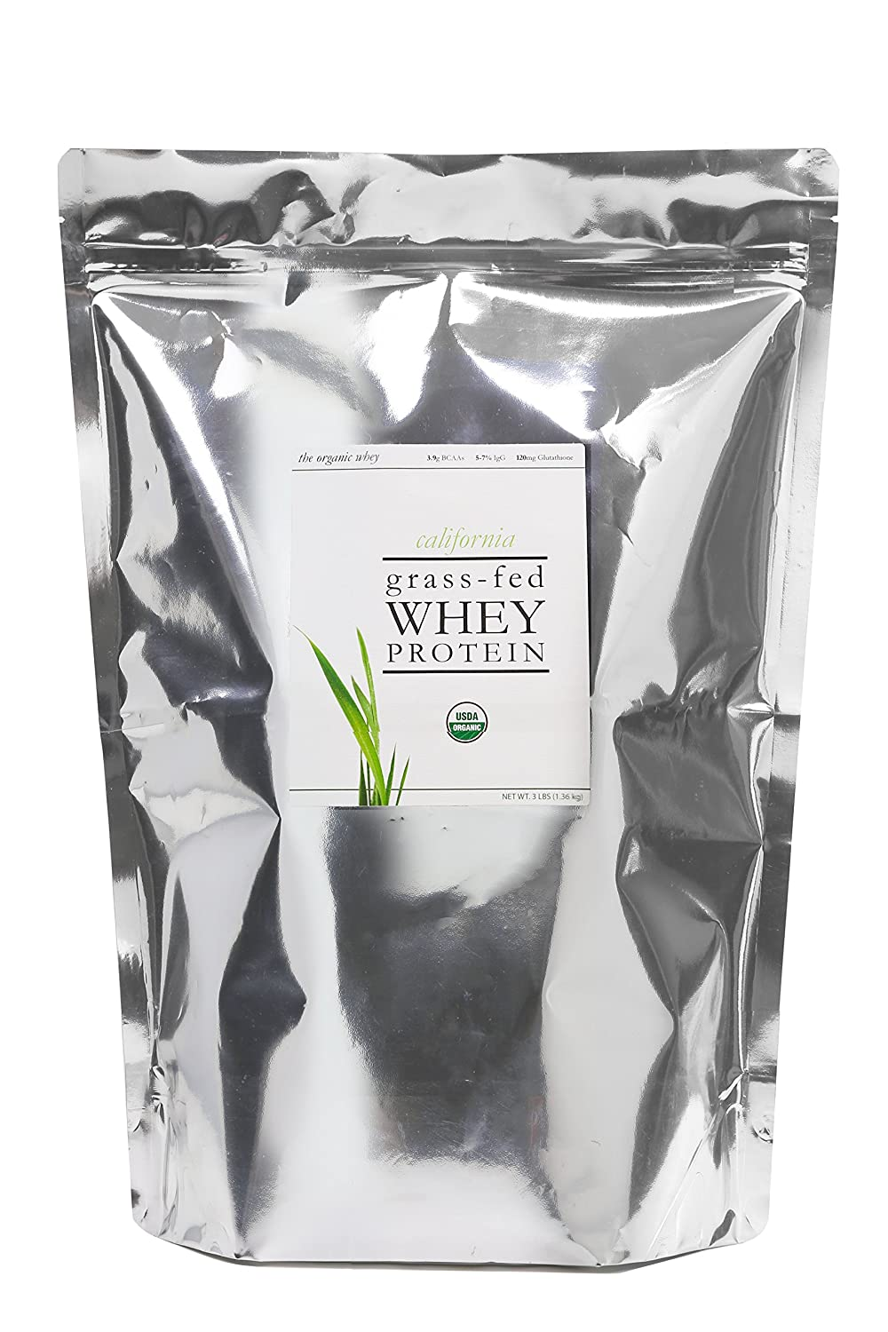 The Organic Whey Protein Powder