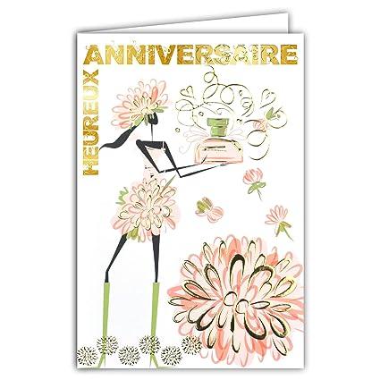 Tarjeta de felicitación de cumpleaños para mujer, hija ...