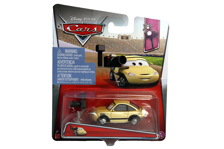 Tim Rimmer Disney Pixar Cars Acer with Headset (Lemons Series,  1 of 8)