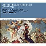 DER SPIEGEL: Die besten guten Klassik-CDs: Johann Sebastian Bach - Motetten