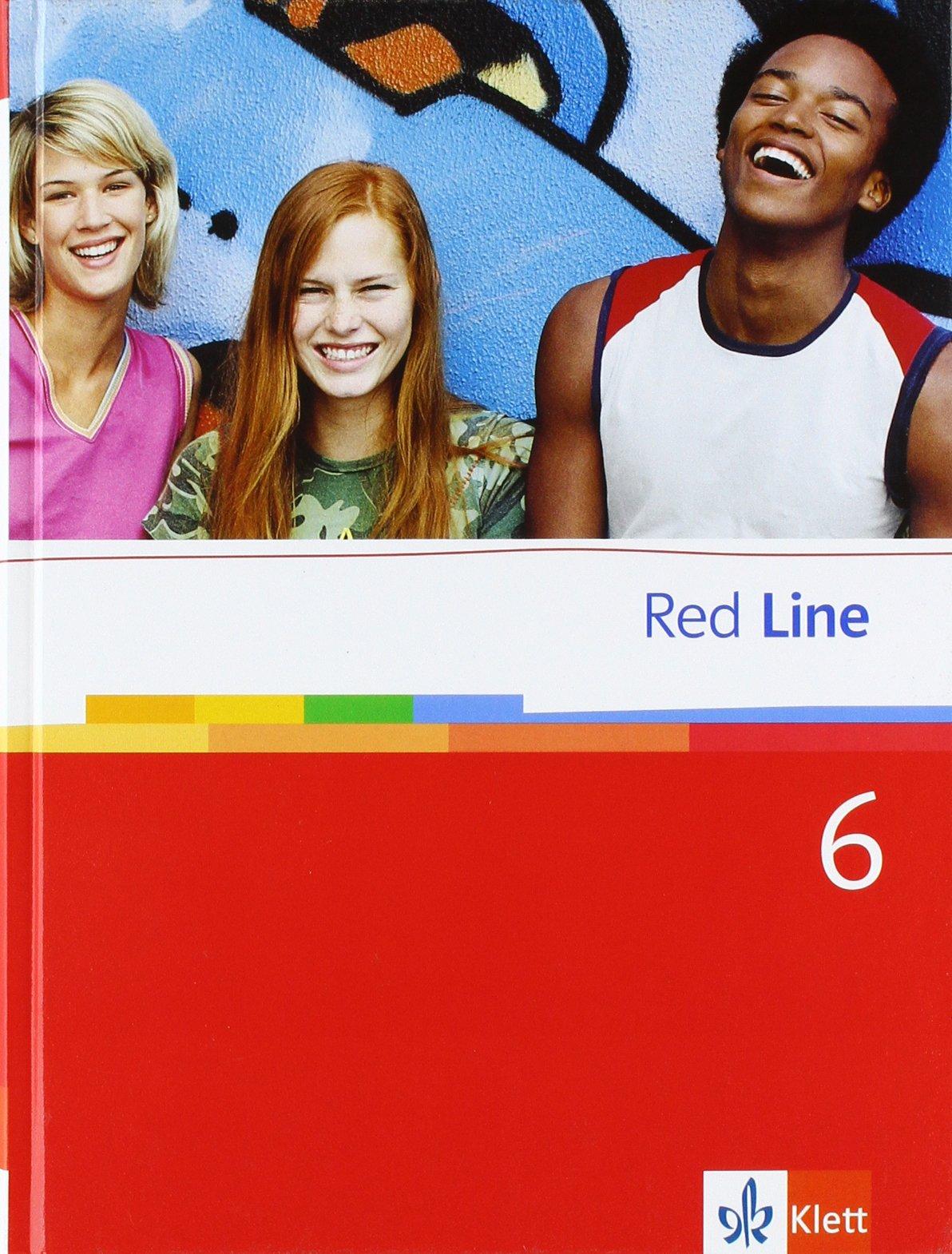 Red Line 6: Schülerbuch (fester Einband) Klasse 10 (Red Line. Ausgabe ab 2006)