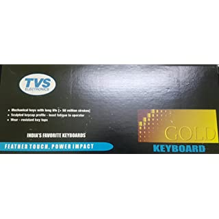 Tvse Gold Usb Bharat Keyboard available at Amazon for Rs.2239