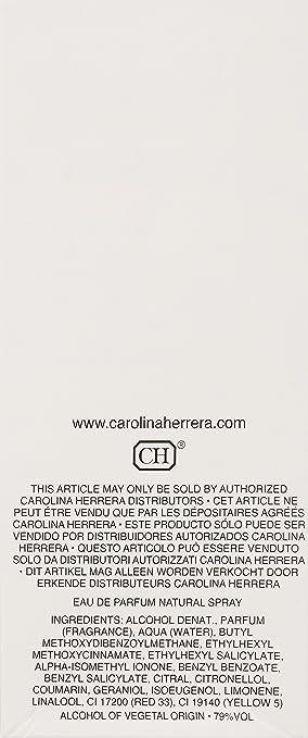 Amazon.com: Carolina Herrera212VIP, eau de ...