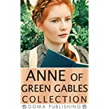 Anne of Green Gables Collection: 12 Books, Anne of Green Gables, Anne of Avonlea, Anne of the Island, Anne's House of Dreams,
