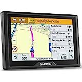 """Garmin Drive 50 EU LMT - Navegador GPS (pantalla táctil de 5"""", Garmin Real Directions, indicador de carril), negro"""