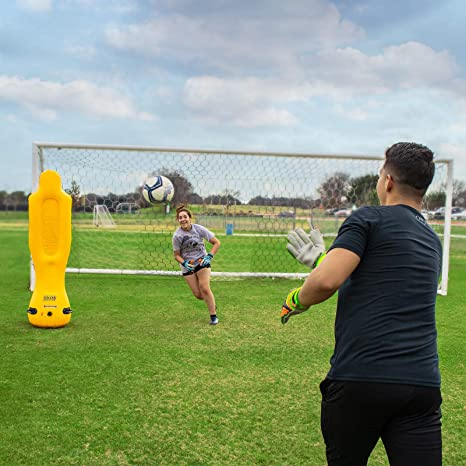 Amazon.com: Fútbol Innovations Blow Up Dummy: Sports & Outdoors